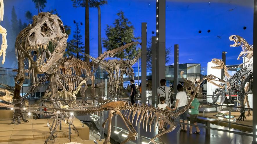 *福井県立恐竜博物館