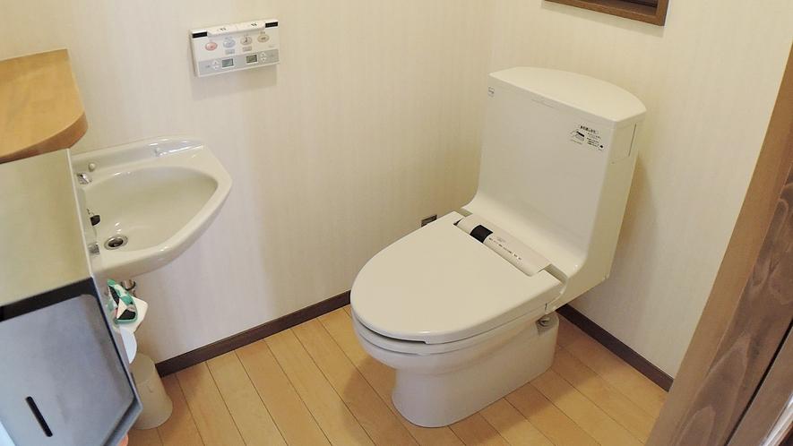 *共用のトイレ