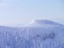冬の蔵王3