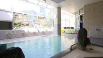 *温泉大浴場(男湯)/明るくきれいな大浴場で旅の疲れをリフレッシュ!