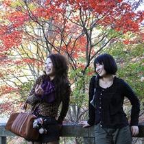 「何ココ!?ホントに埼玉?」 都心から1時間余り。秋の名栗路は見所満載です。