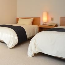 【和洋室】12畳和室+リビング+ツインベッドルームの和洋室です。
