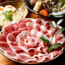 【レストラン食・山の茶屋】飯能産・天然猪プラン〜冬季限定☆冬山の恵み