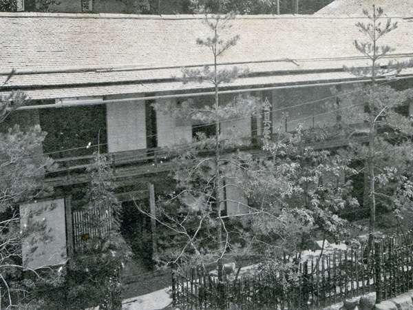 昭和初期 金具屋2號館(現在はありません)
