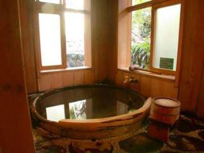貸切風呂・美妙の湯