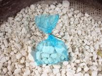 温泉成分の結晶(金具屋第1)
