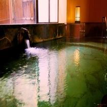 女性内風呂 「桜の湯」