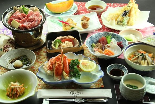 【秋冬旅セール】「匠の膳〜takumi〜」新潟牛の陶板焼きと越後の旬!