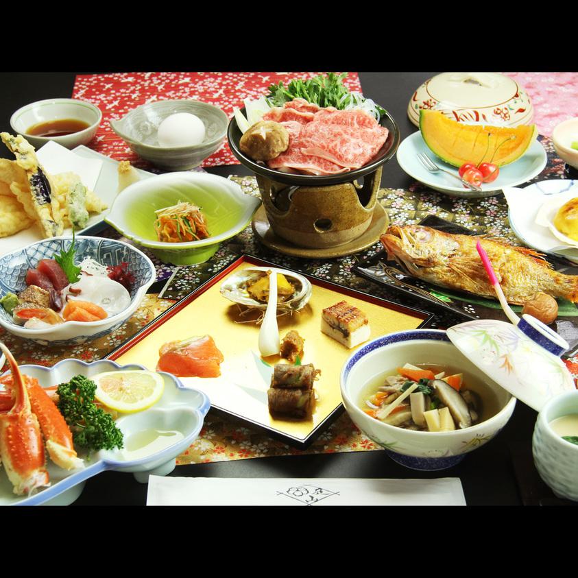 華の膳〜hana〜◆最上級懐石コース (1)