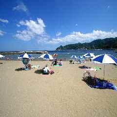 *長浜ビーチ