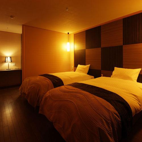 スイートルーム(ベッド)