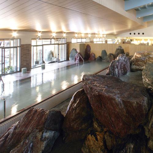 立山連峰パノラマ大浴殿