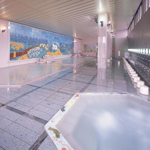 壁画大浴殿
