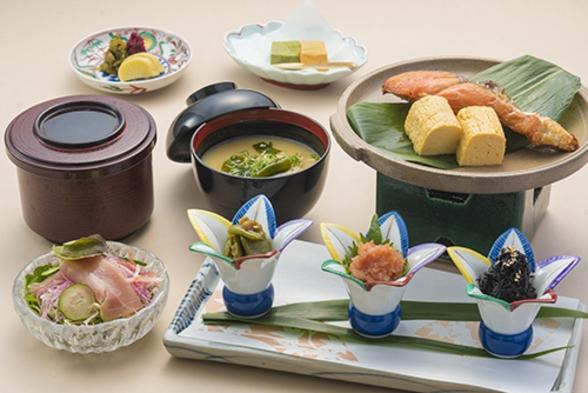 夜はおでかけ♪朝食は旅館で和定食♪笑顔のおもてなし(^∀^)「1泊朝食付プラン」