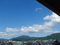 比叡山眺望