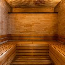 男性大浴場 サウナ