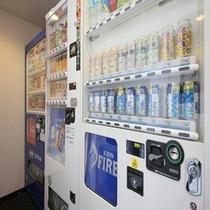 14階 自動販売機