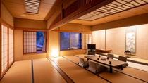 【禁煙】東の荘/広々和室/60㎡以上で広々とご利用いただけます。