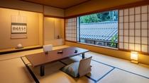 【禁煙】東の荘/眺望なし和室/窓の外はこの程度。気にされない方にはとってもお得なお部屋です♪