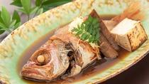 【グレードアップ】名物「のどぐろ煮付け」のふわっふわの食感と深い味わいを是非ご堪能下さい!