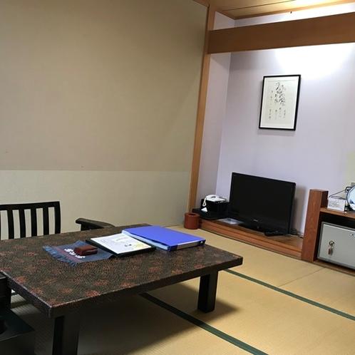 和室8畳部屋