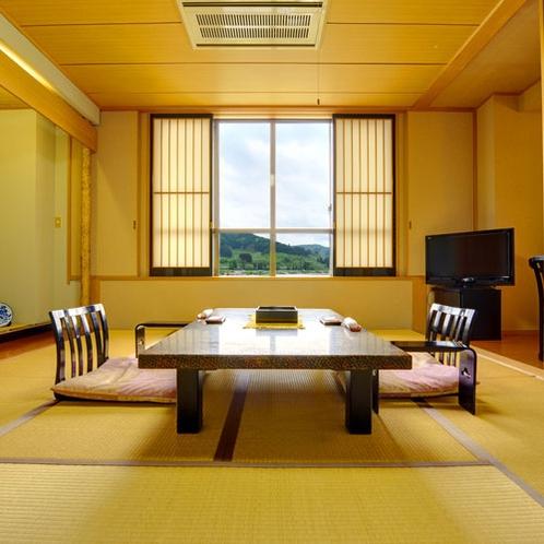和室特別室例