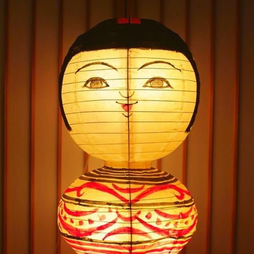 こけしの灯