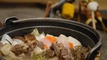 【別注料理】熊鍋 ※2人前より承ります。