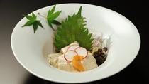 【別注料理】湯波刺し 【要予約】 1,100円