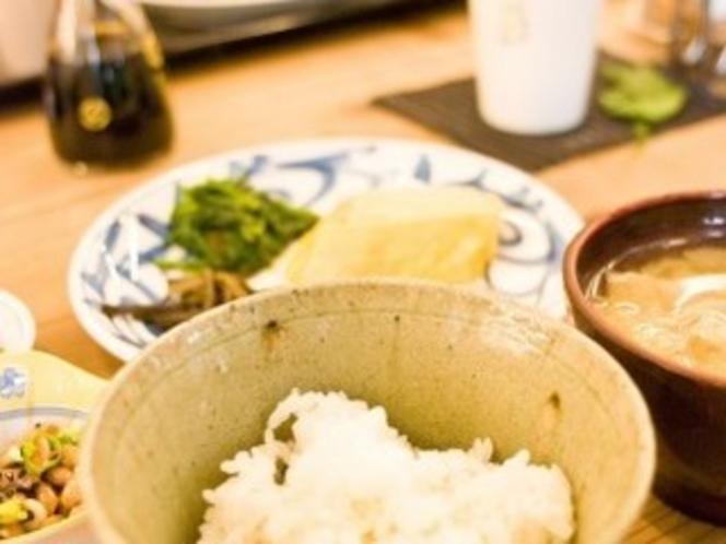 新潟産のお米を使用しております。