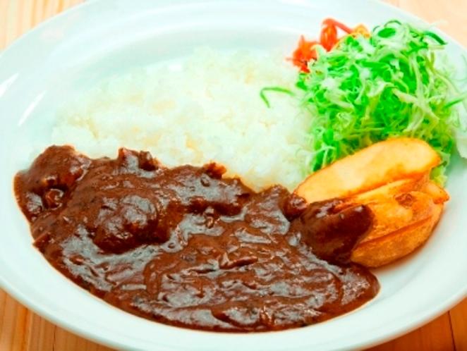 ●上田カリーイメージ(夕食)