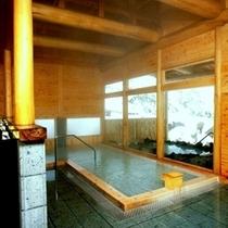 当館の温泉は全て源泉かけ流し!良質のお湯を心ゆくまでご堪能くださいませ