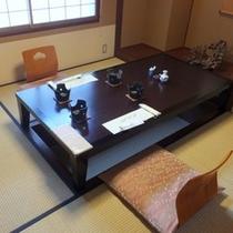 お食事処【あづみ野】個室(一例)