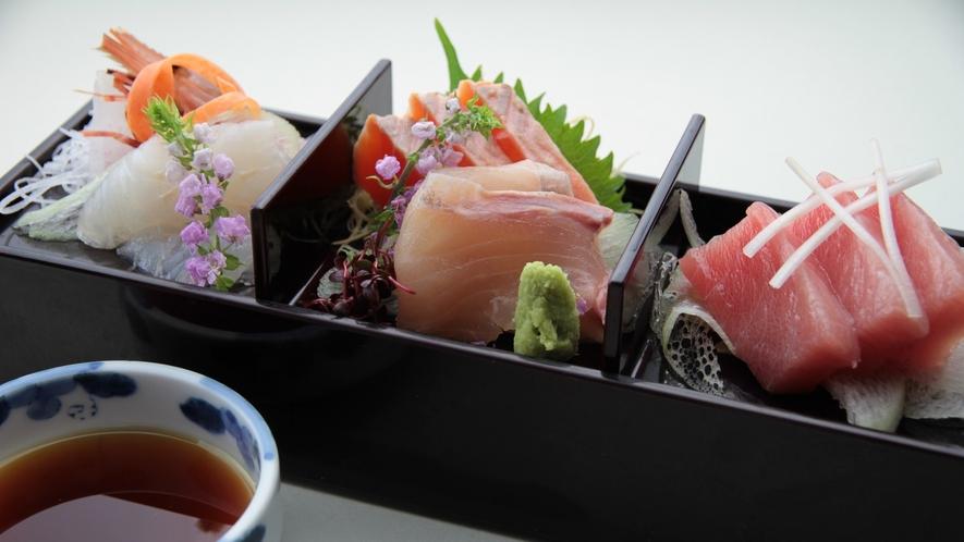 しなの旬菜料理 川魚造り イメージ
