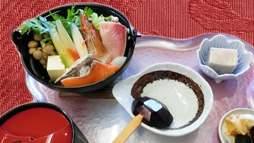 魚鍋定食(冬季限定)