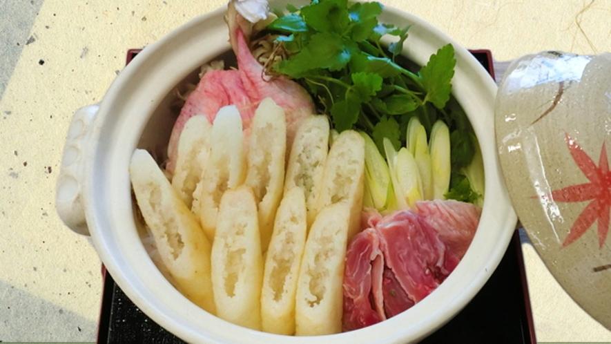 きりたんぽ鍋(冬季限定)