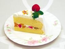 【ショートケーキ】