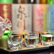 福島限定地酒☆利き酒セット