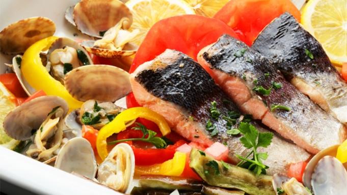【夏旅セール】【阿蘇の味覚ビュッフェグレードアップ】地産地消・旬の素材!夏のディナービュッフェ