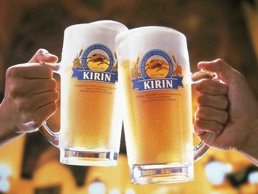 【夏★飲み放題付で温泉満喫!!】生ビールもOK!〜四万温泉極上の旅〜