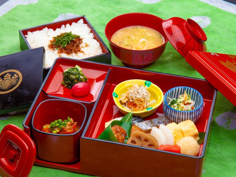 【朝食】和セットメニュー