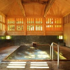 【日帰り入浴プラン】選べるランチ付 風情ある七つの湯で温泉三昧≪10時〜17時≫