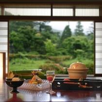 【料亭 山桜】四季の移ろいを感じながら召し上がってただける、個室でのお食事