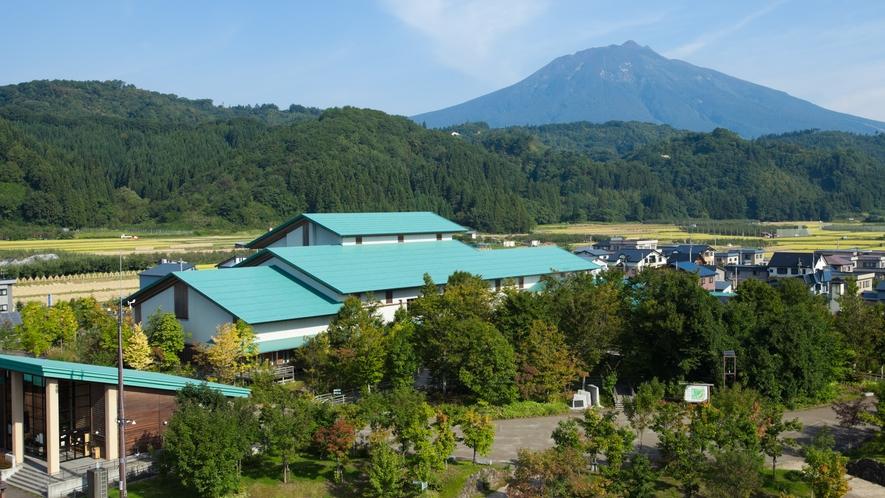 *周辺/白神山地ビジターセンター