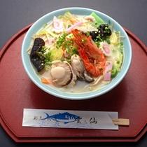 *ちゃんぽん麺/野菜&魚介がた〜っぷり♪お腹も心も大満足!