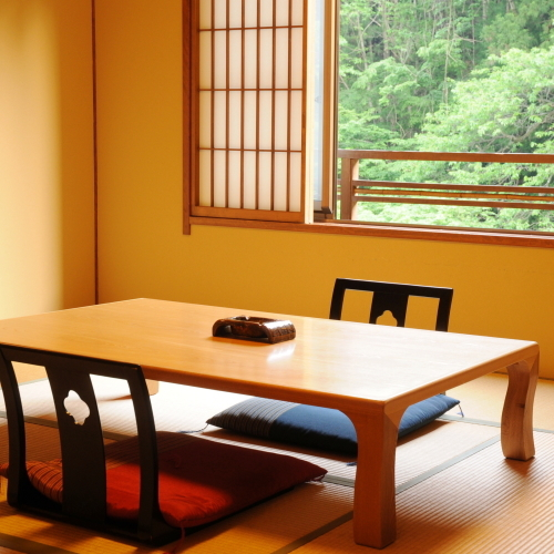 一般客室(和室10畳タイプ)『水明』