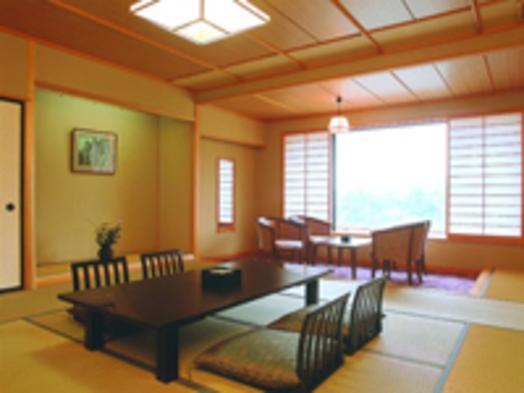 【福島牛サーロインステーキ】付き!1泊2食付創作和食膳+ハーフバイキングプラン