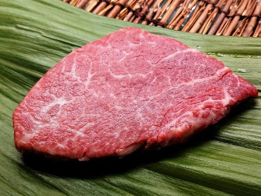 【福島牛ヒレステーキ】付き!1泊2食付創作和食膳+ハーフバイキングプラン
