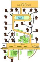 敷地内MAP