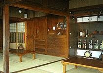 和室(昼・開放時)